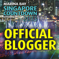 Countdown 2013 Official Blogger