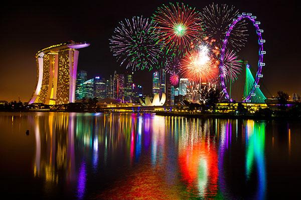 Teo Seng Chye, KennyNew Year Fireworks Finale