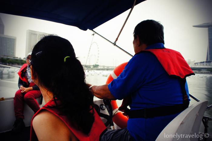 Boat ride 1