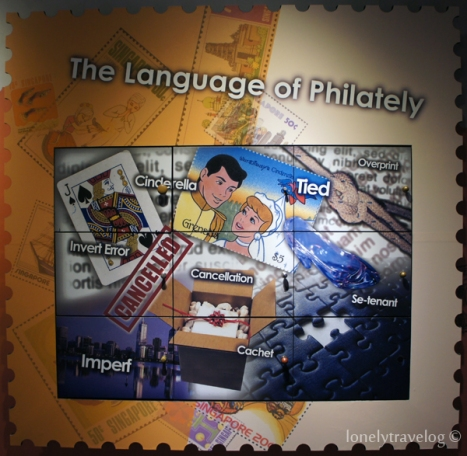 Philately Language