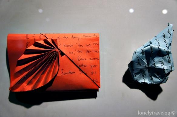 Letter folding