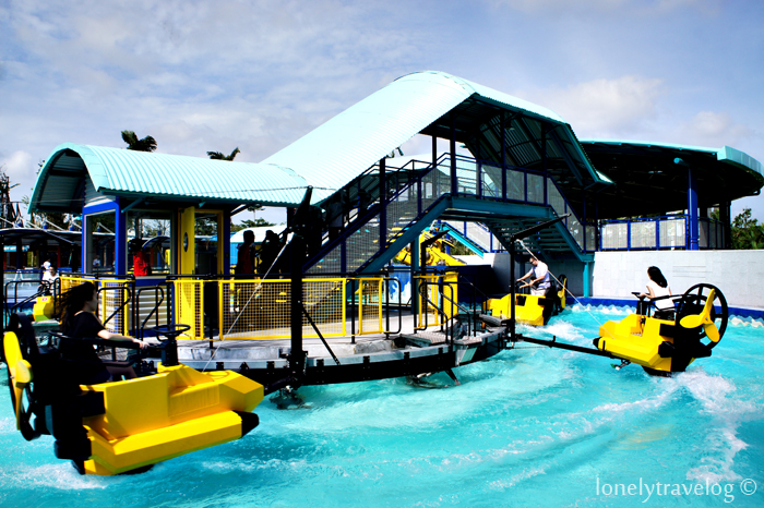 Aquazone Wave Racers