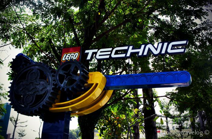 Legoland: Technic