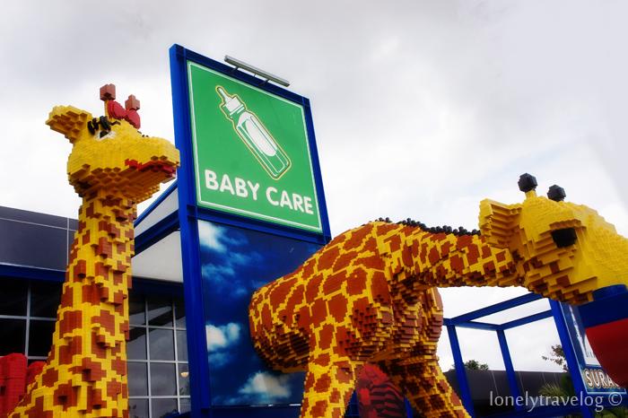 Legoland: Baby care