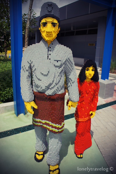 Legoland Sculpture