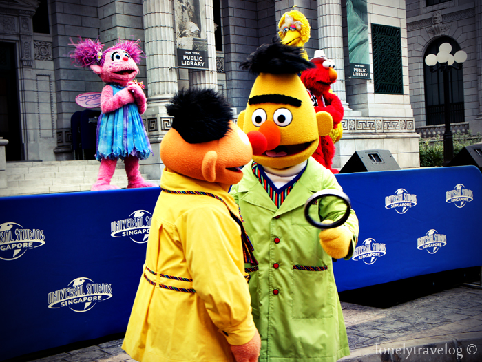 Ernie and Bert