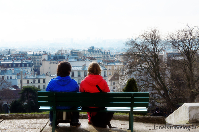 Monmartre Scenery