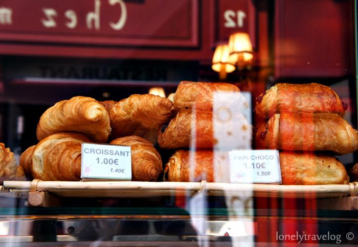 Bakery Montmartre