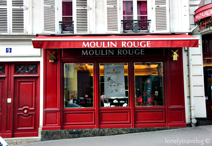 Moulin Rouge Shop