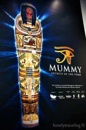 Mummy: Secrets of the Tomb