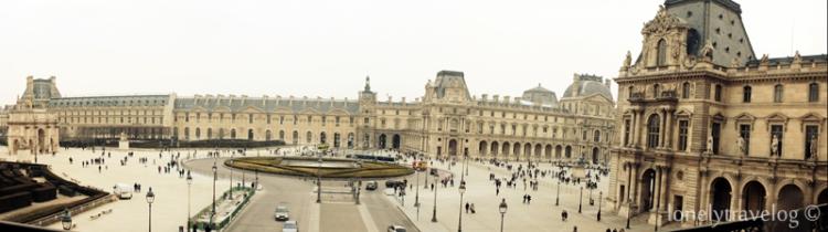 Louvre Compound