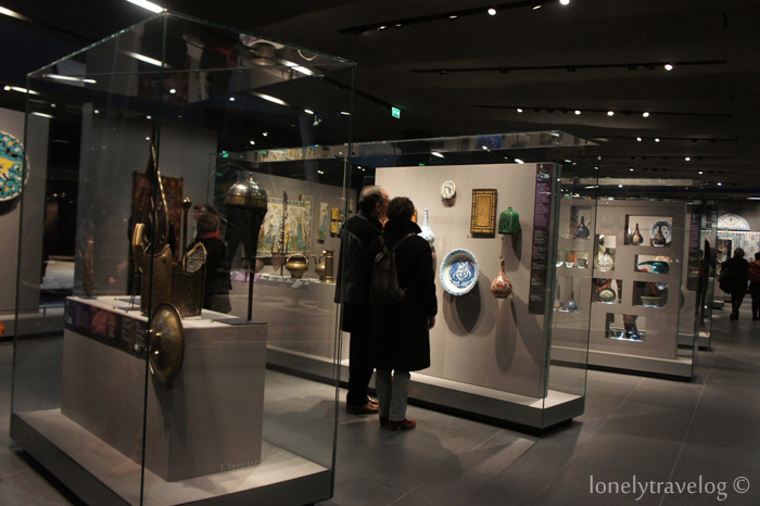 Islamic Exhibit