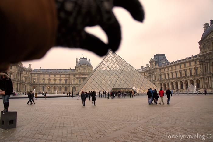 Louvre Entrance