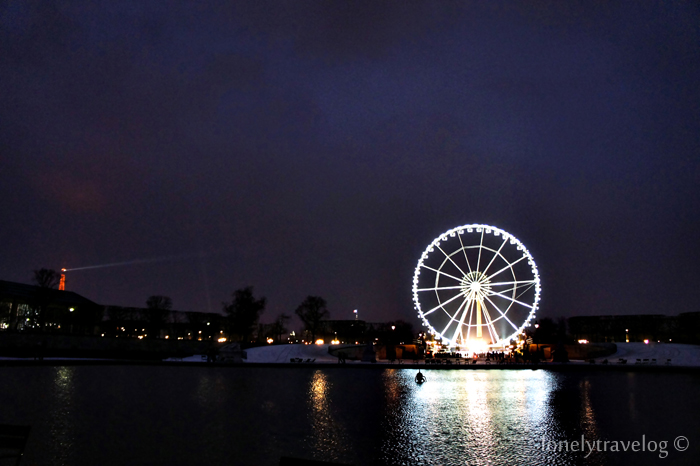 Ferris Wheel - Paris