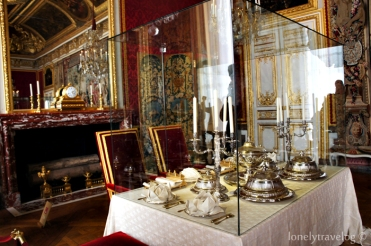 The antechamber of the Grand Couvert