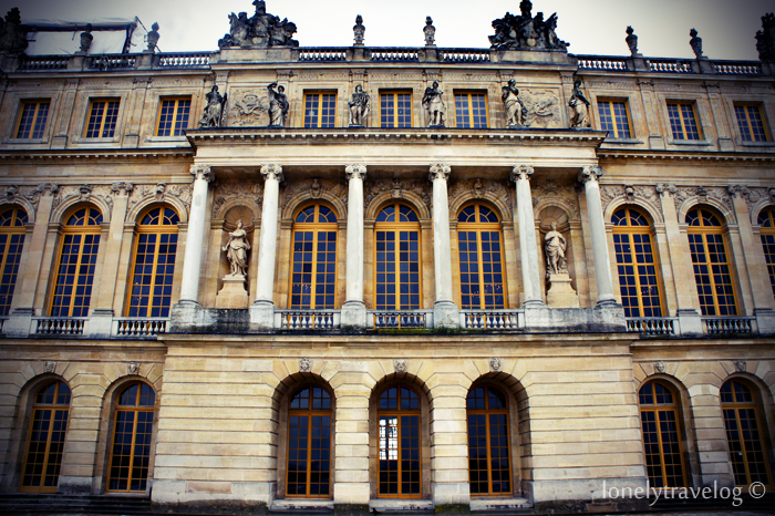 Central Palace of Versailles