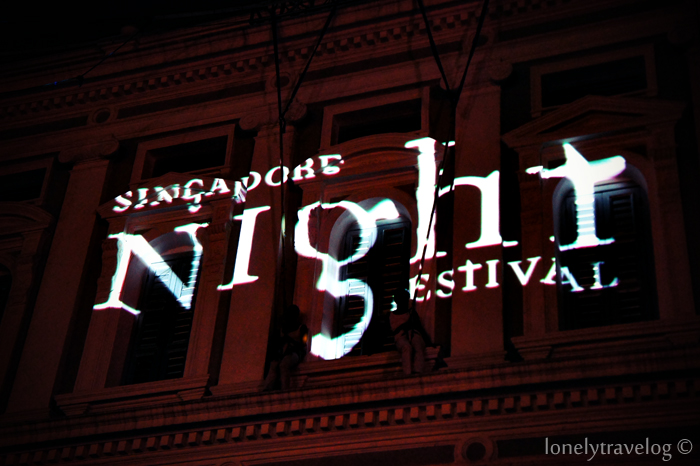 Singapore Night Festival 2013