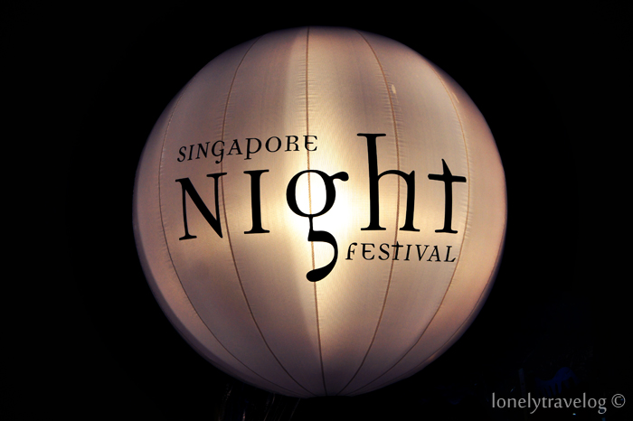 Night Festival 2013