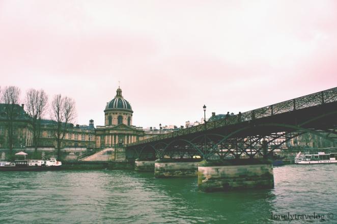 Love Lock Bridge 2