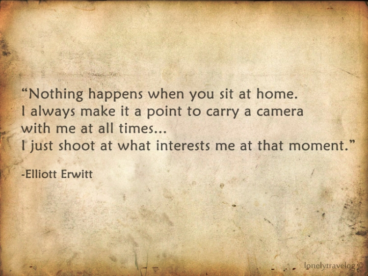 Quotes - Elliott Erwitt