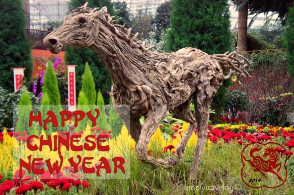 CNY 2014  - Horse