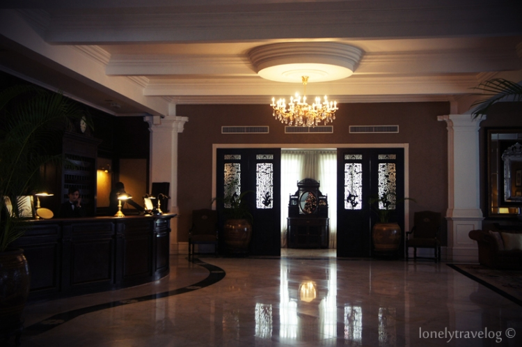 E&O Hotel Lobby