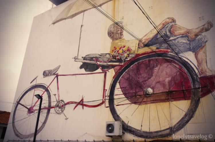 Murals - Penang
