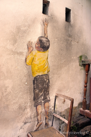 """""""Reaching Up"""" Mural, Cannon Street"""