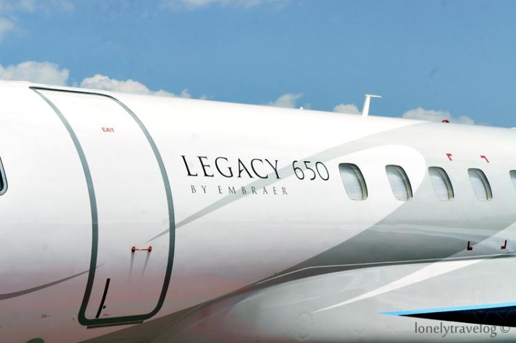 Legacy 650