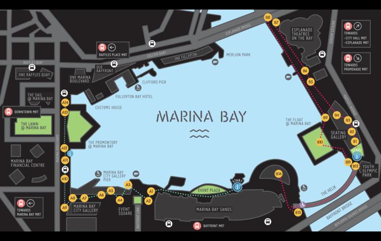 Festival Map 2014