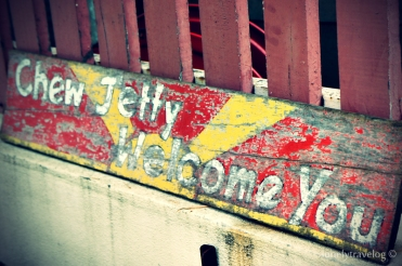 Welcome to Chew Jetty