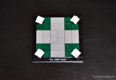 Lego Architecture Eiffel Tower