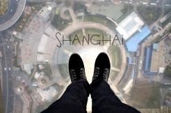 Shanghai on foot