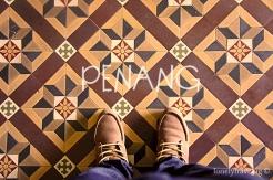 Penang on foot