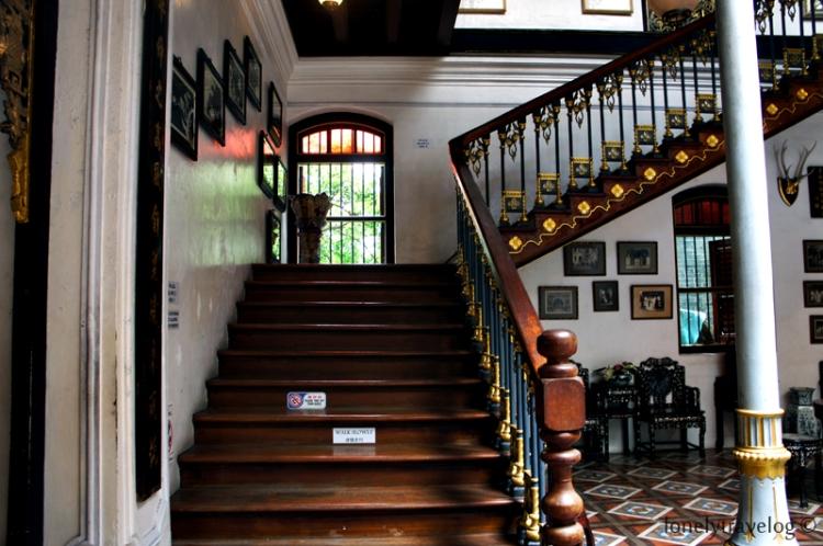 Peranakan Staircase