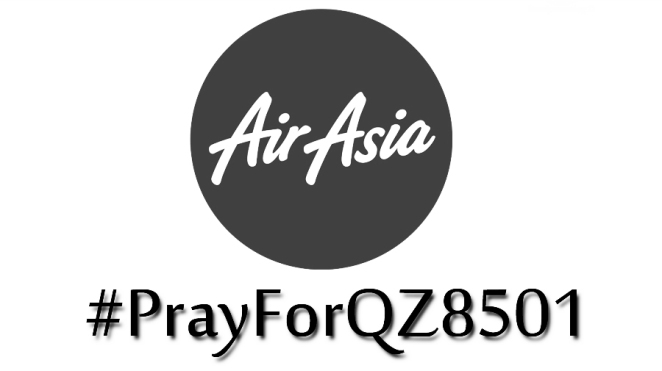 Pray for QZ8501