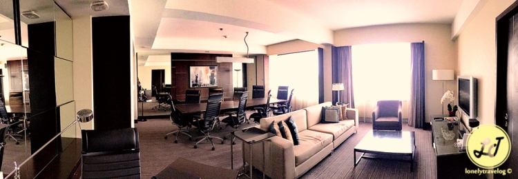 Royal Plaza on Scotts - Corporate Suite