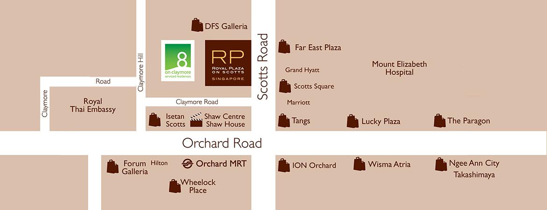 Hotel Near Orchard Road | Gourmet Indulgence | Sheraton Towers