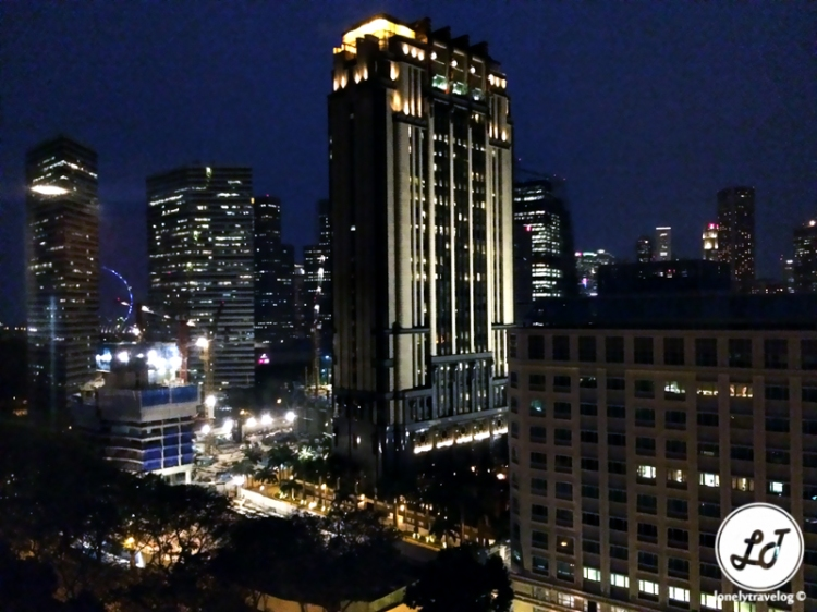 View from the Room - Bugis