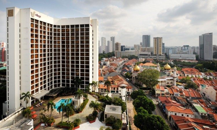 Village Hotel Bugis, Singapore | By Far East Hospitality