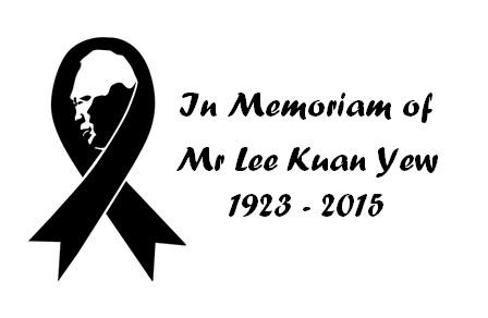 Memoriam of Lee Kuan Yew