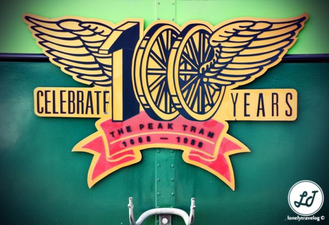 The Tram 100 Years
