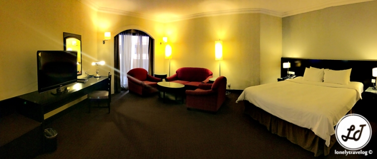 Panorama: Room