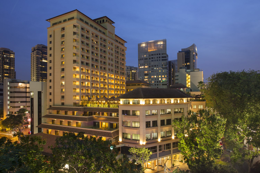 Review Orchard Parade Hotel By Far East Hospitality