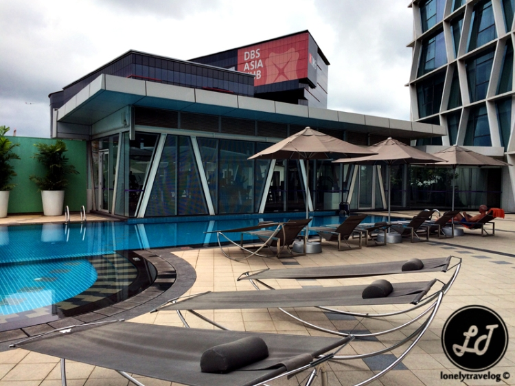 Capri by Fraser Changi City - Swimming Pool