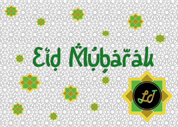 Eid Mubarak - LT