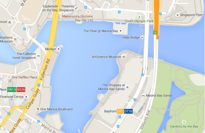 MBS Map