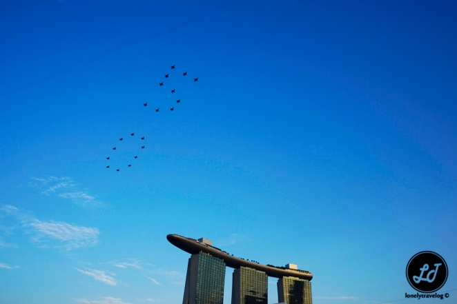Singapore's Golden Jubilee