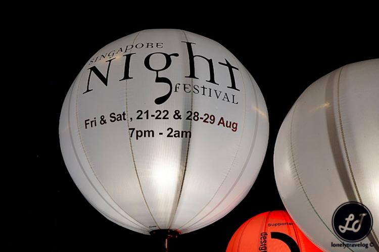 Singapore Night Fest 2015