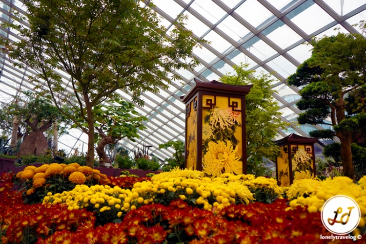 Simple Garden By The Bay Mid Autumn Festival 2015 And Decorating